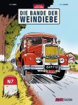 Die Abenteuer von Jacques Gibrat 1: Die Bande der Weindiebe