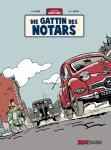 Die Abenteuer von Jacques Gibrat 4: Die Gattin des Notars (Vorzugsausgabe)