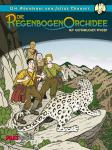 Abenteuer von Julius Chancer 2: Die Regenbogenorchidee II - Auf gefährlichen Pfaden