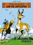 Yakari 23: Yakari und die Antilopen