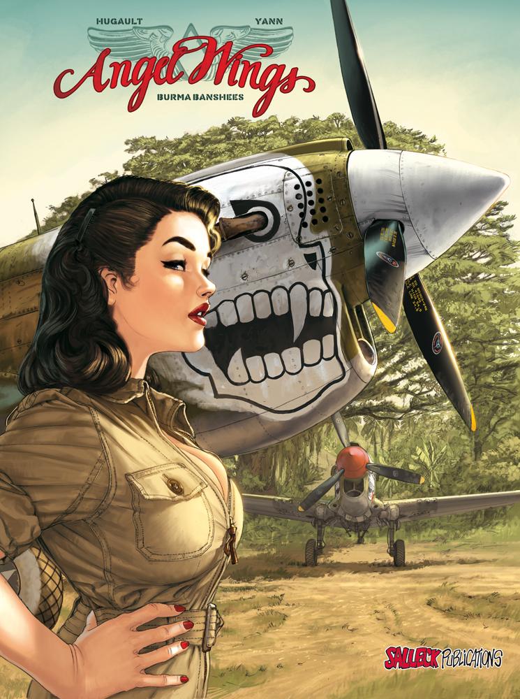 Angel Wings 1: Burma Banshees