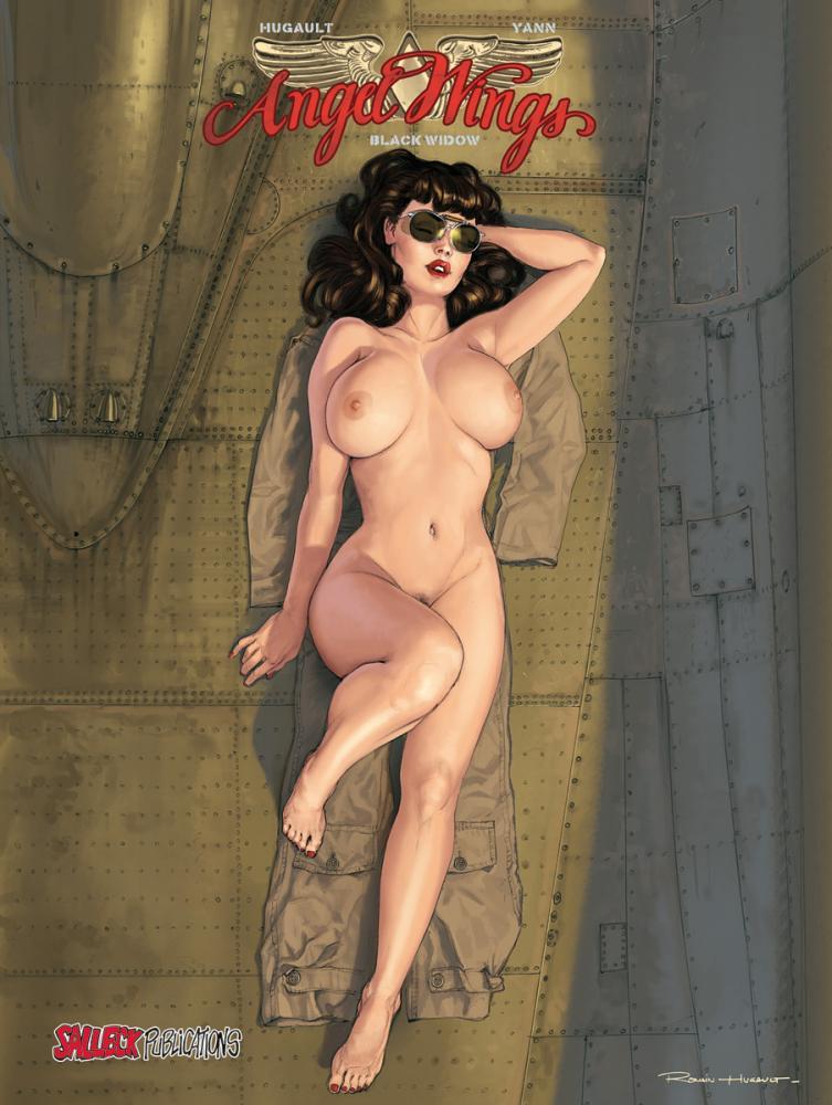 Angel Wings 2: Black Widow (Vorzugsausgabe)
