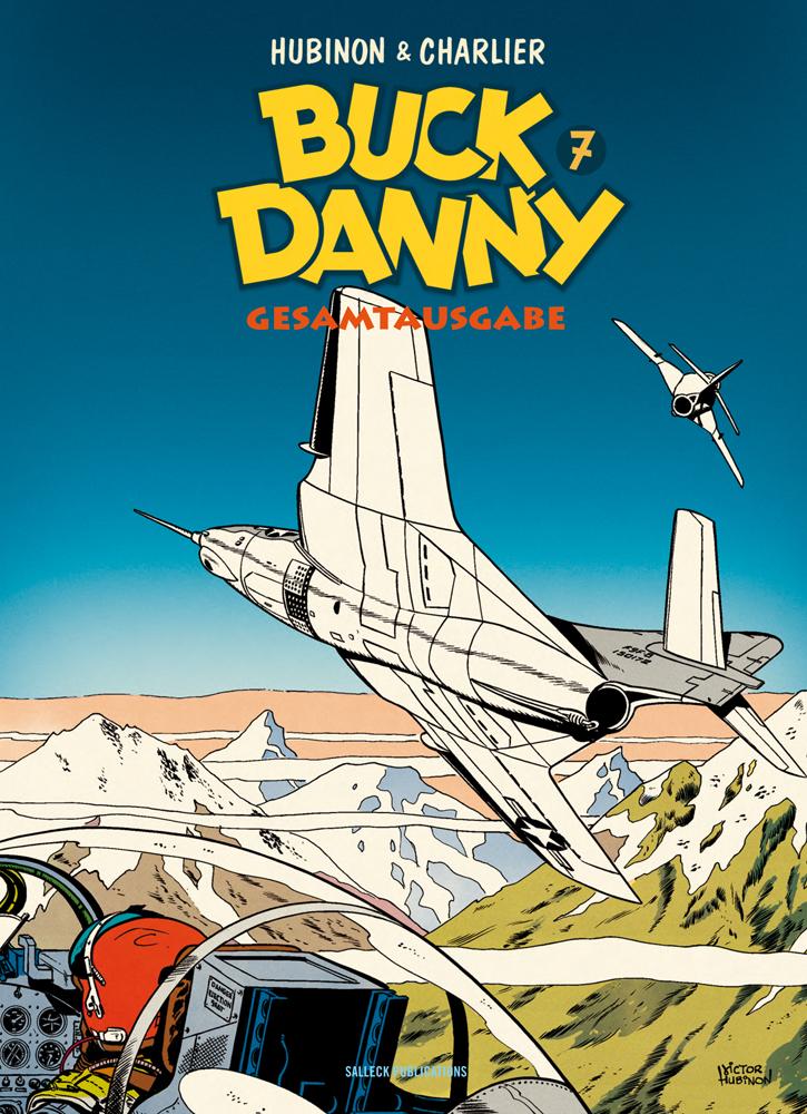 Buck Danny Gesamtausgabe 7: 1958-1960