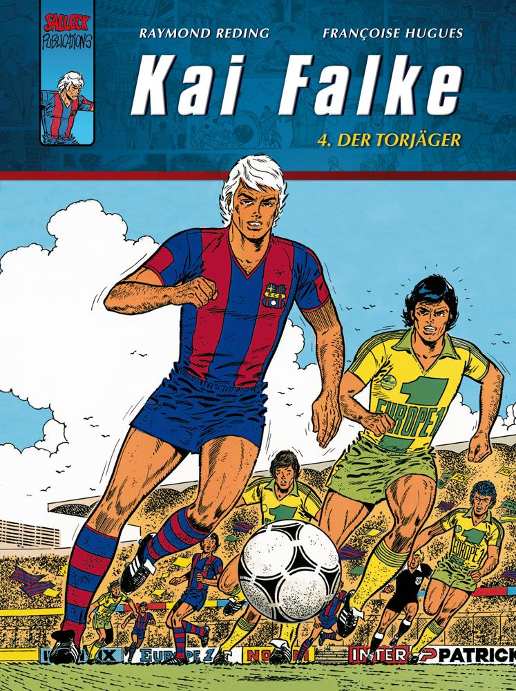 Kai Falke  4: Der Torjäger