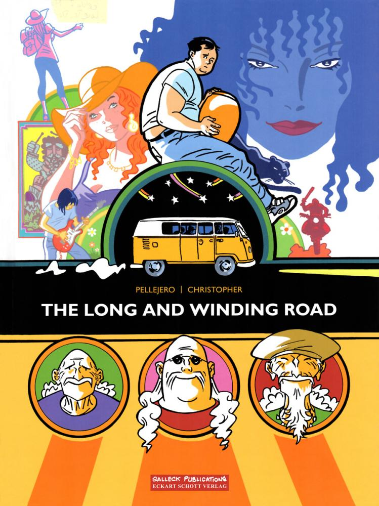 long and winding road (Vorzugsausgabe)