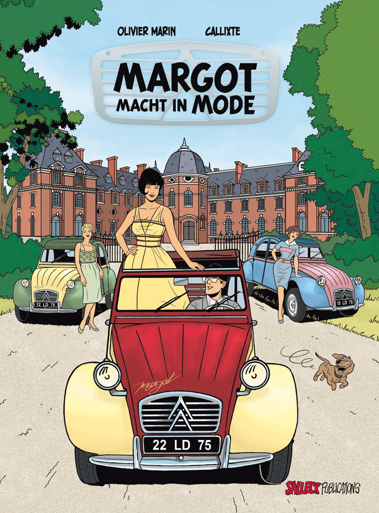 Tim Struppi 3 Gratis Malvorlage In Comic: Margots Reportagen 3: Margot Macht