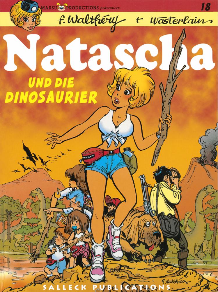 Natascha 18: ...und die Dinosaurier