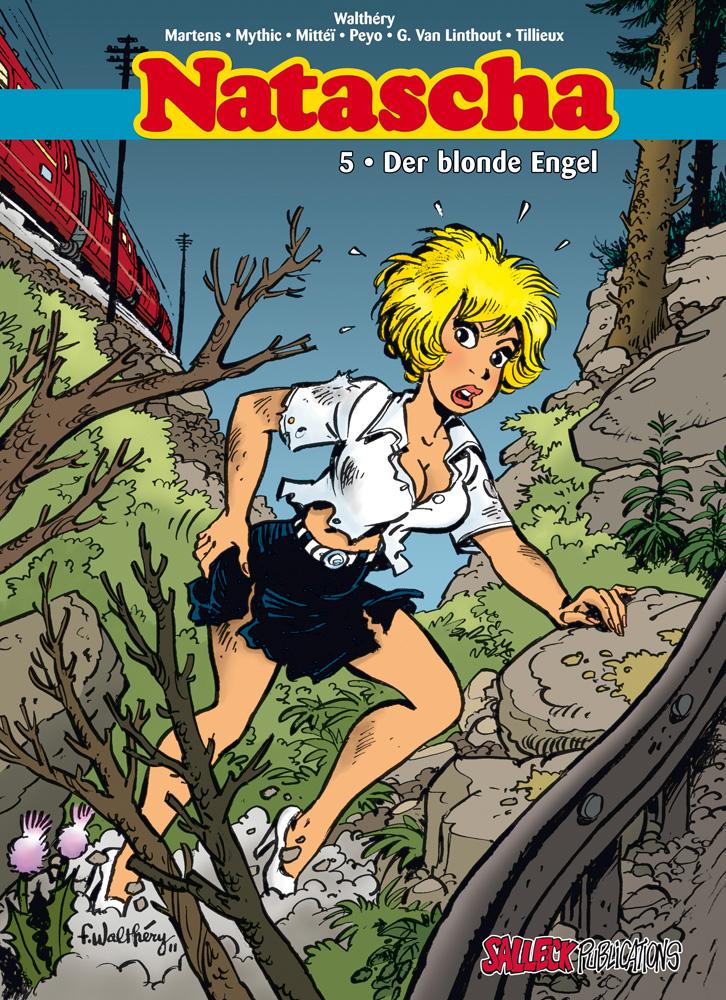 Natascha Gesamtausgabe 5: Der blonde Engel