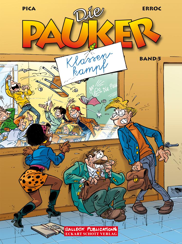 Pauker 5: Klassenkampf