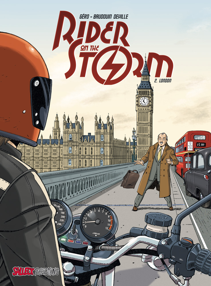 Rider on the Storm 2: London