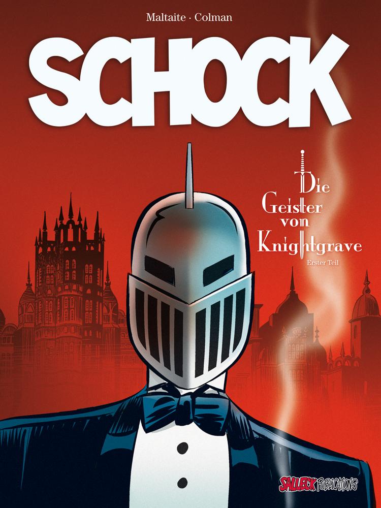 Schock 1: Die Geister von Knightgrave - Erster Teil