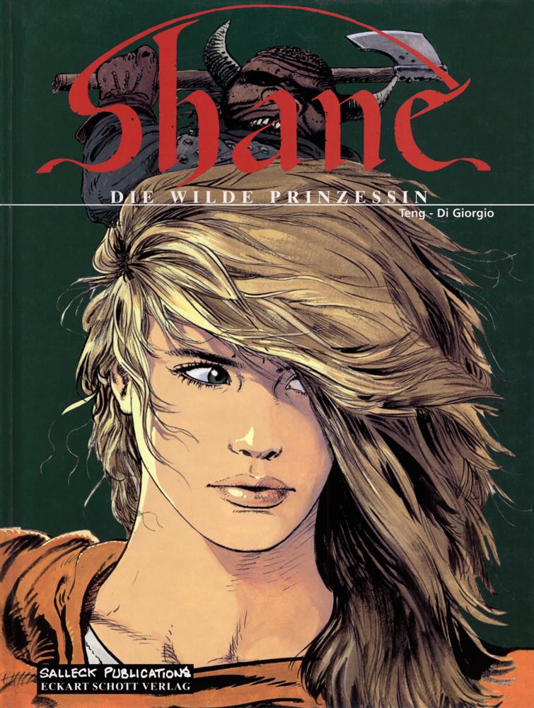 Shane 1: Die wilde Prinzessin (Vorzugsausgabe)