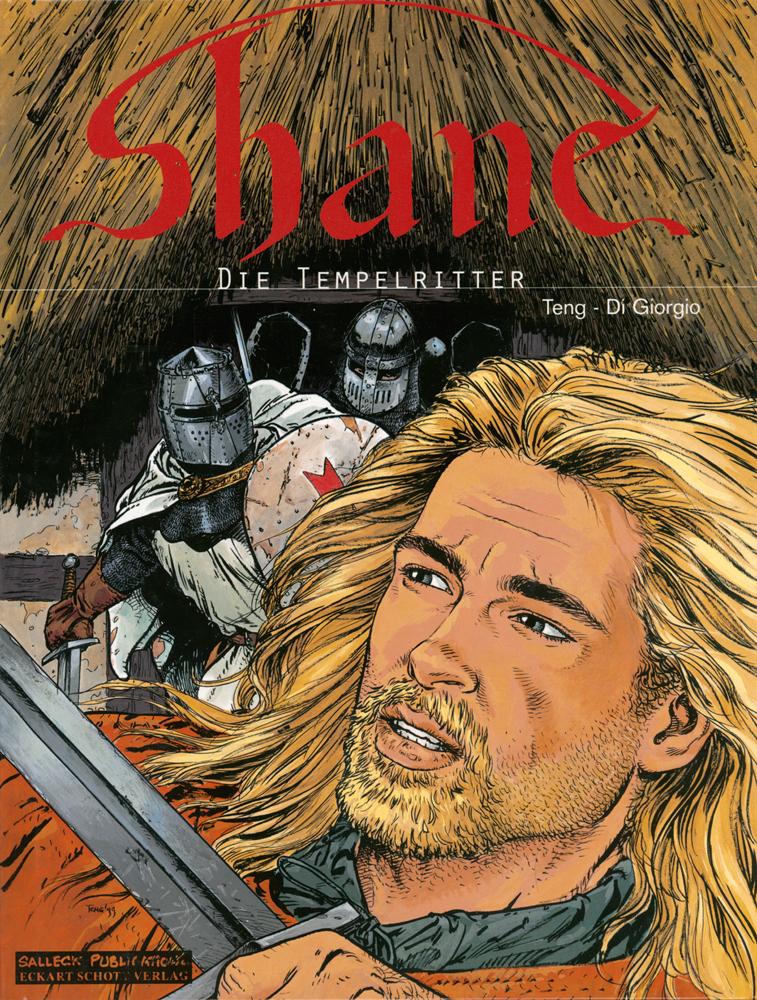 Shane 3: Die Tempelritter