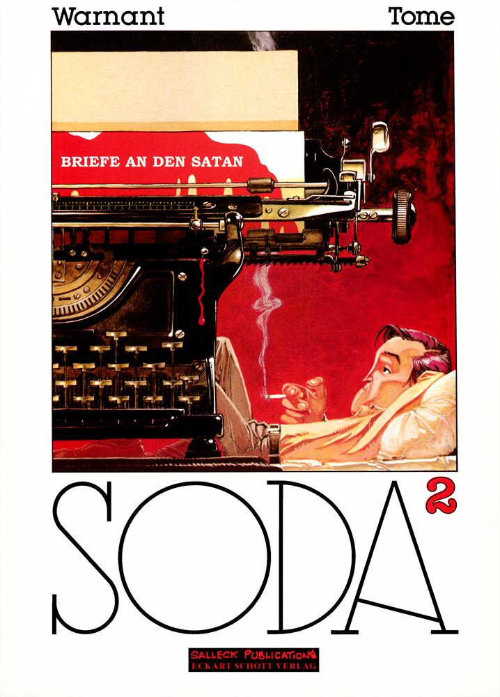 Soda  2: Briefe an den Satan