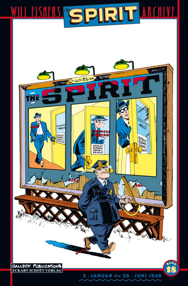 Spirit Archive 18: Januar bis Juni 1949