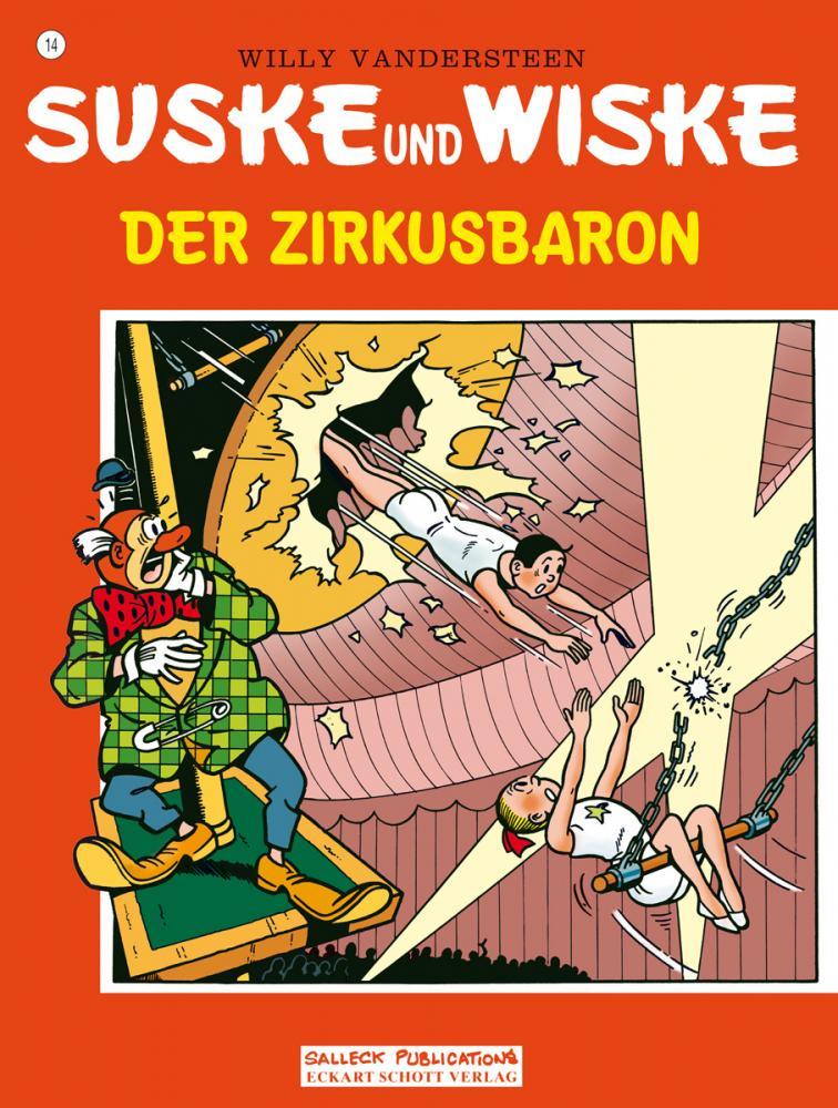 Suske und Wiske 14: Der Zirkusbaron