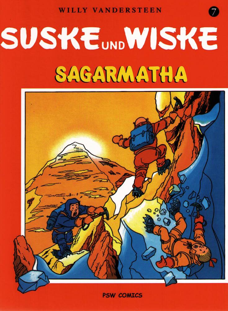 Suske und Wiske  7: Sagarmatha