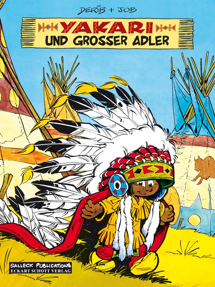 Yakari  1: ...und Großer Adler