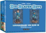 Die Blauen Boys 36: Der Blaublüter (Vorzugsausgabe / Figurenedition)