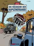 Die Abenteuer von Jacques Gibrat 2: Die Rückkehr der Kapuzinerbande (Vorzugsausgabe)
