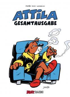 Attila Gesamtausgabe