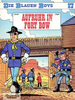 Blauen Boys 17: Aufruhr in Fort Bow