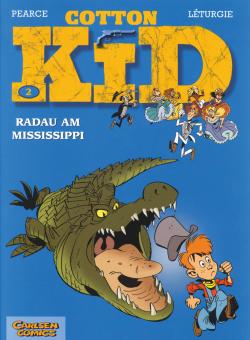 Cotton Kid 2: Radau am Mississippi
