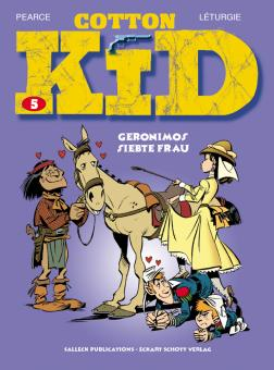 Cotton Kid 5: Geronimos siebte Frau