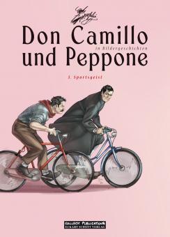 Don Camillo und Peppone (in Bildergeschichten) 3: Sportsgeist
