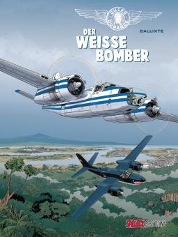 Gilles Durance 1: Der weiße Bomber