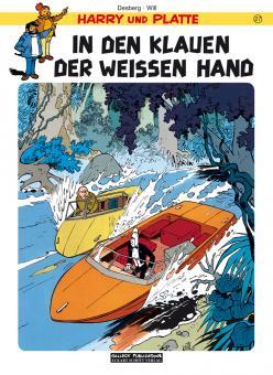 Harry und Platte 27: In den Klauen der Weißen Hand