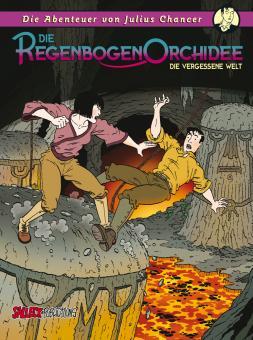 Abenteuer von Julius Chancer 3: Die Regenbogenorchidee III - Die vergessene Welt