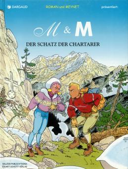 M & M 1: Der Schatz der Chartarer