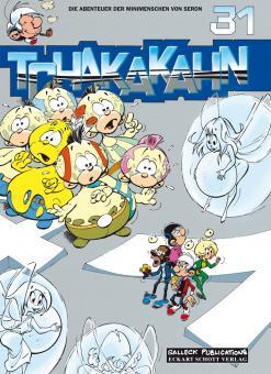 Abenteuer der Minimenschen 31: Tchakakahn