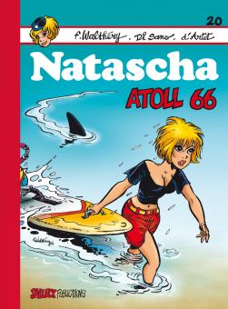 Natascha 20: Atoll 66 (Vorzugsausgabe)
