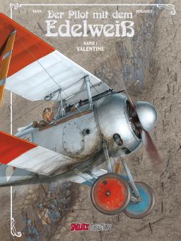 Pilot mit dem Edelweiß 1: Valentine