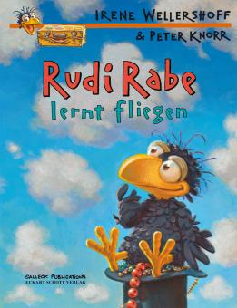 Rudi Rabe lernt fliegen