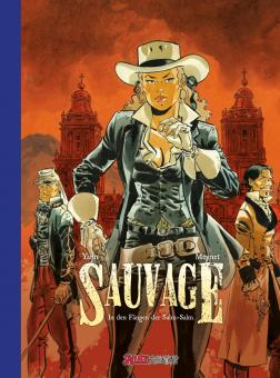 Sauvage 2: In den Fängen der Salm-Salm (Vorzugsausgabe)