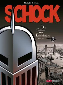Schock 2: Die Geister von Knightgrave - Zweiter Teil