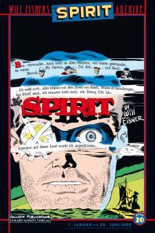 Spirit Archive 20: Januar bis Juni 1950 (Vorzugsausgabe)
