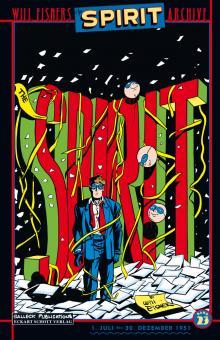 Spirit Archive 23: Juli bis Dezember 1951