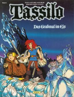 Tassilo  2: Das Grabmal im Eis