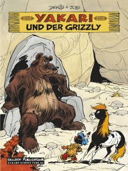 Yakari  5: ...und der Grizzly
