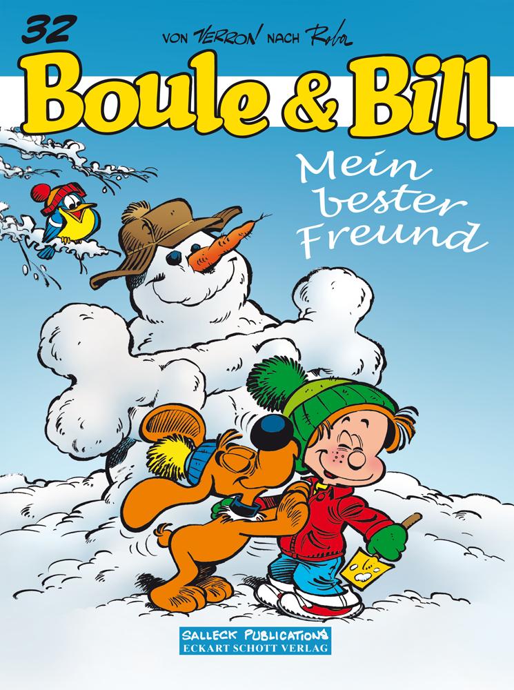 Salleck Publications | Boule & Bill 32: Mein bester Freund